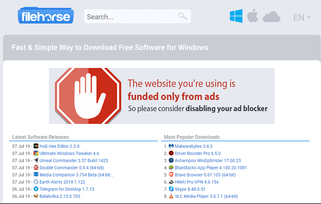 20 Best Free Software Download Sites For PC, WINDOWS, MAC In