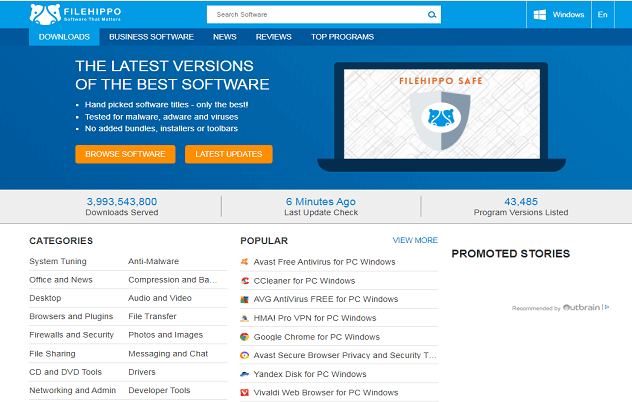 filehippo, best site to download software, software downloading site, free software downloading sites,